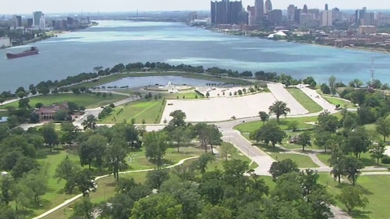 """""""A Park for Detroit"""" screening Sunday"""
