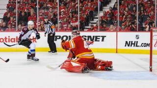 Colorado Avalanche v Calgary Flames - Game Two