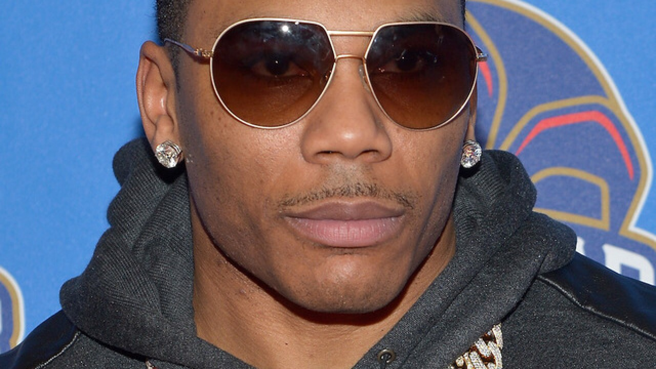 Rapper Nelly released after being accused of sexual assault on tour bus