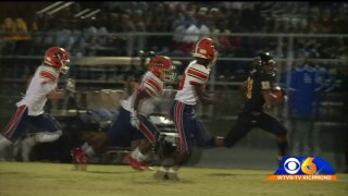Springers close out the Vic by beating North Stafford