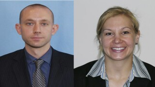 Daniel Alfin and Laura Schwartzenberger, FBI agents killed in Sunrise shooting