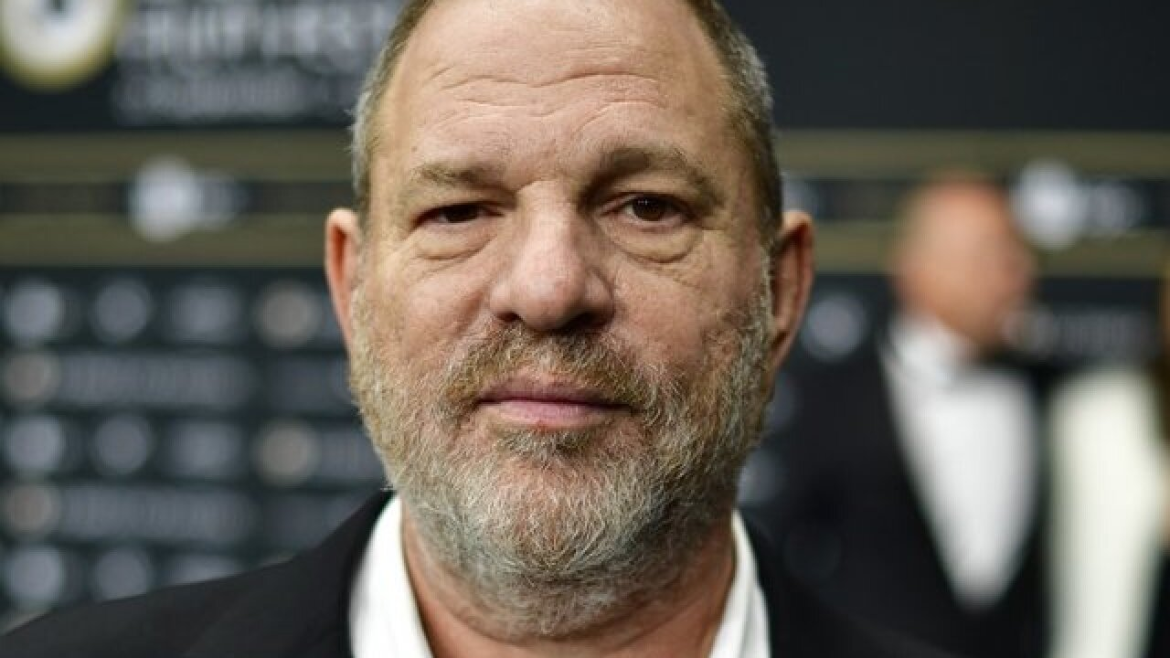 Video shows Harvey Weinstein caressing woman before alleged rape