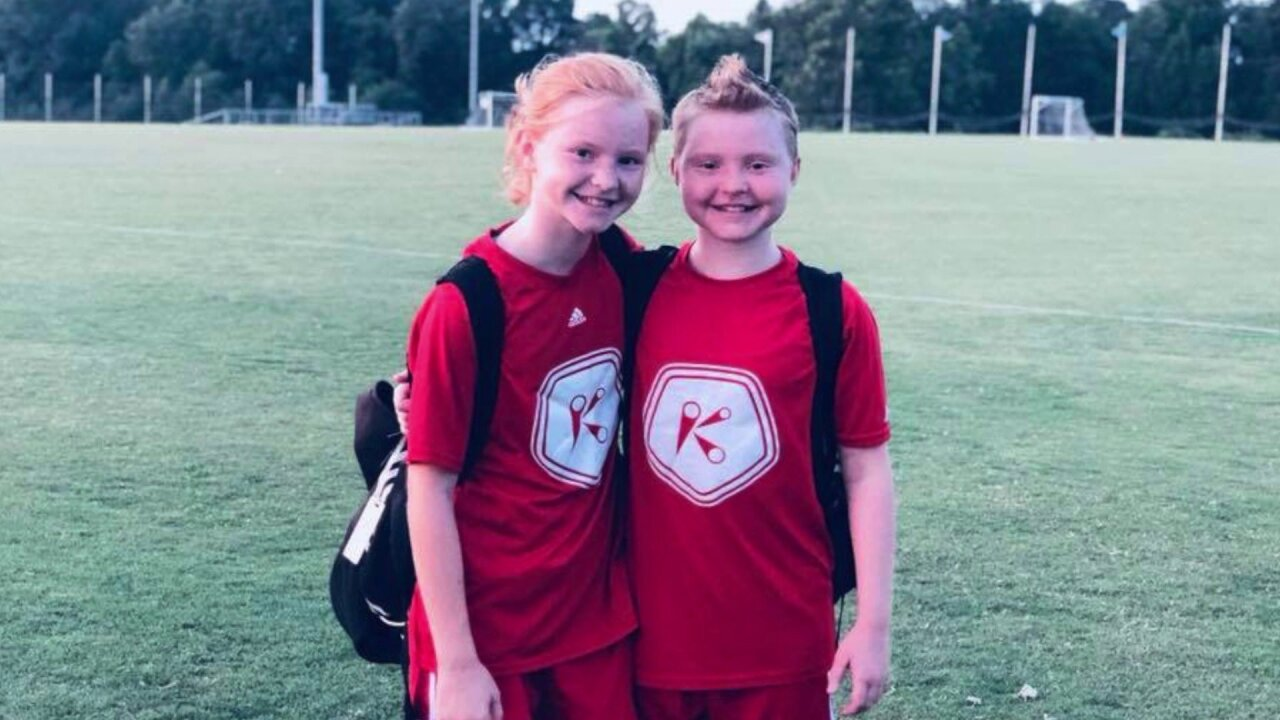Chesterfield girl returns to soccer after completingchemotherapy