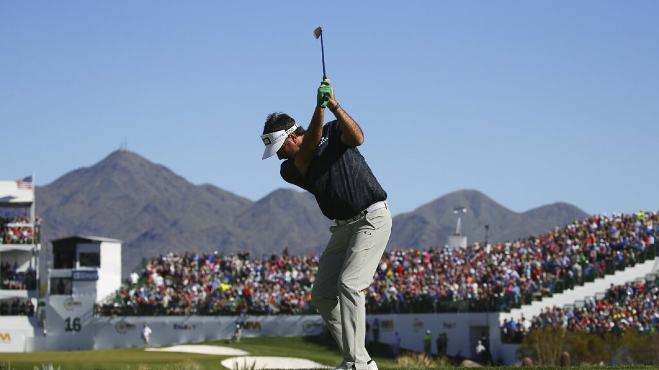 Waste Management Phoenix Open Golf