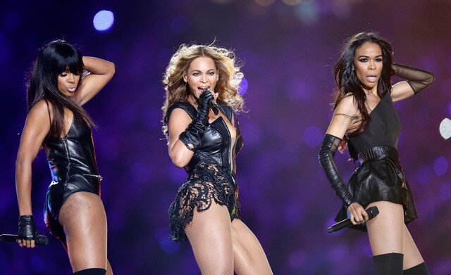 Photos: Past 20 Super Bowl halftime performances