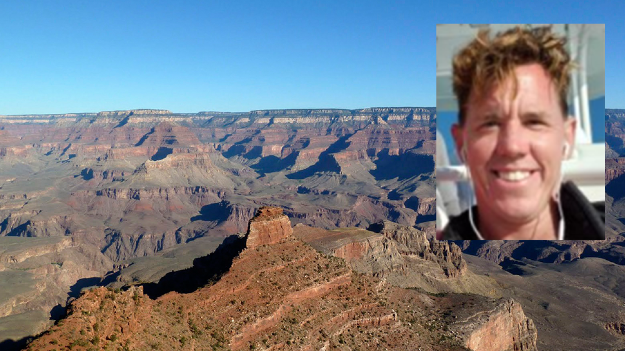 Missing Man Grand Canyon