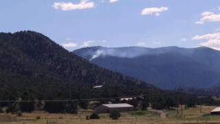 Canyon Lands Fire