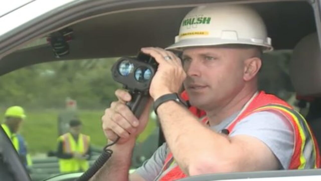 Illinois State Troopers Dressed As Construction Workers To Catch Speeding Drivers
