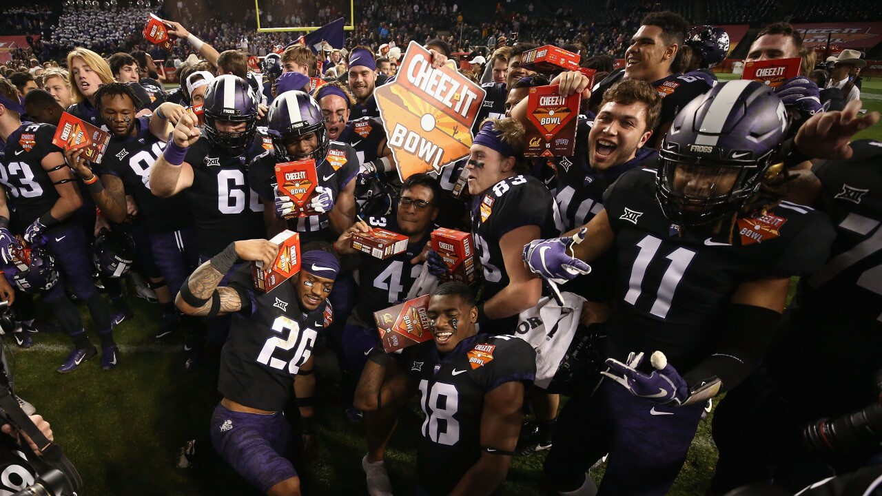 TCU Cheez-It Bowl