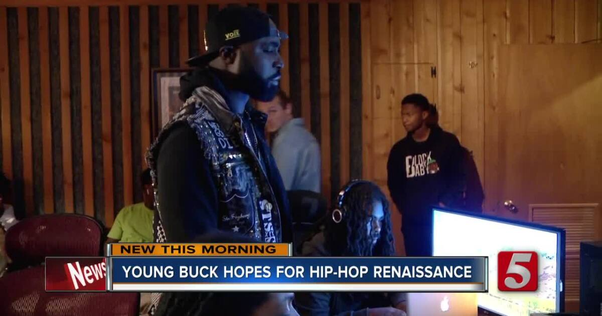 Hip-Hop artist Young Buck hopes for a renaissance of the variety of music in Nashville