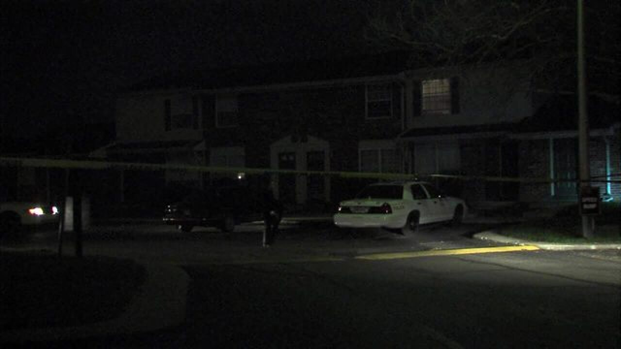 PICS: Police shoot robbery suspect after search