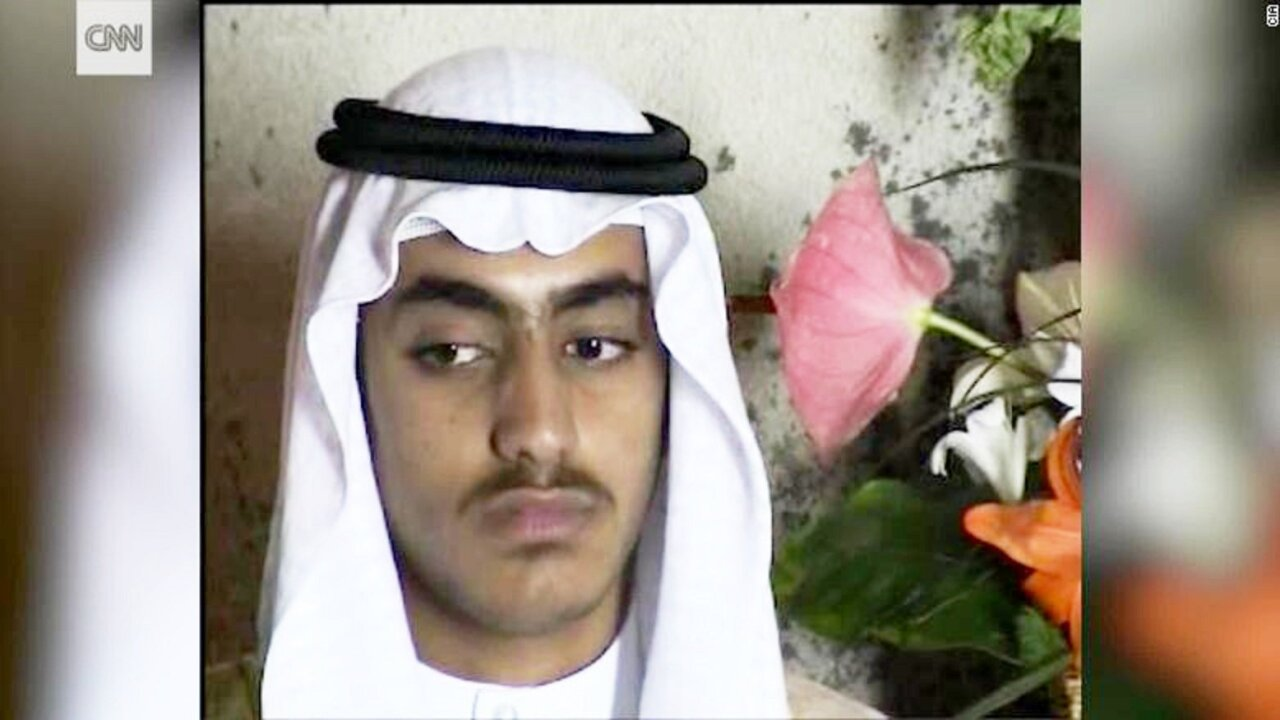 Osama bin Laden's son is taking over as al Qaeda leader, US says
