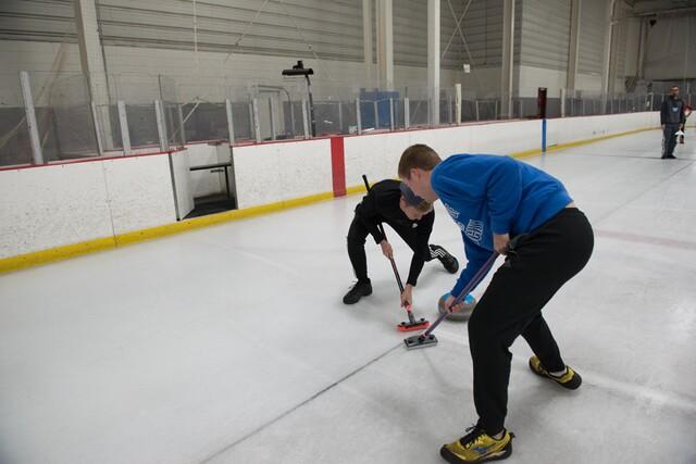 Cincinnati Curling Club sweeps into Evendale