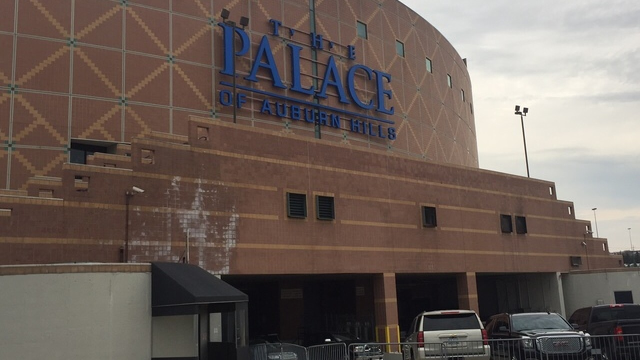 Auburn Hills officials propose rezoning of The Palace