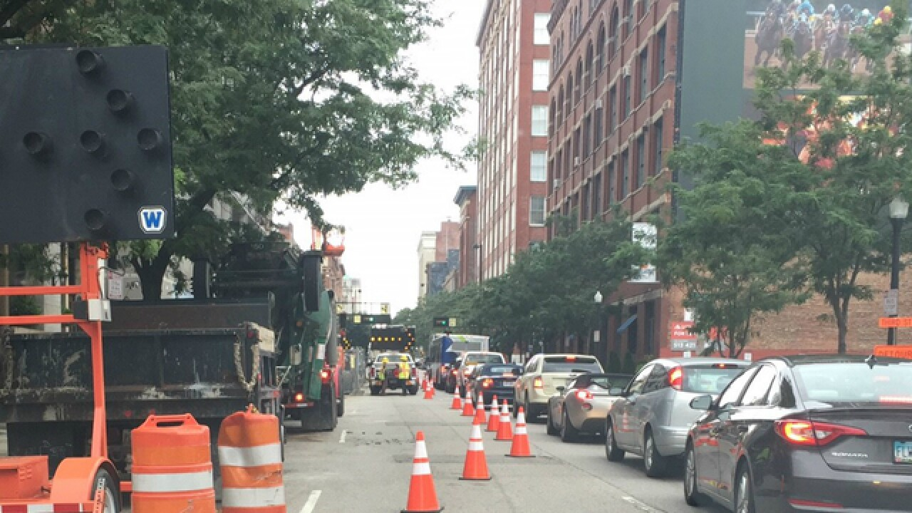For 1st time in 20 years, Cincinnati to study Downtown, OTR traffic signal system