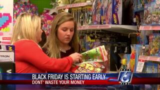 DWYM: Prepare for Black Friday sales much earlier this year