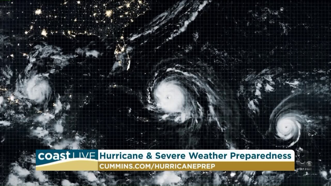 Tips to prepare for the upcoming hurricane season on Coast Live