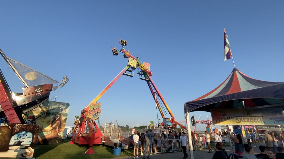Ingham County Fair brought to you by Skerbeck Entertainment