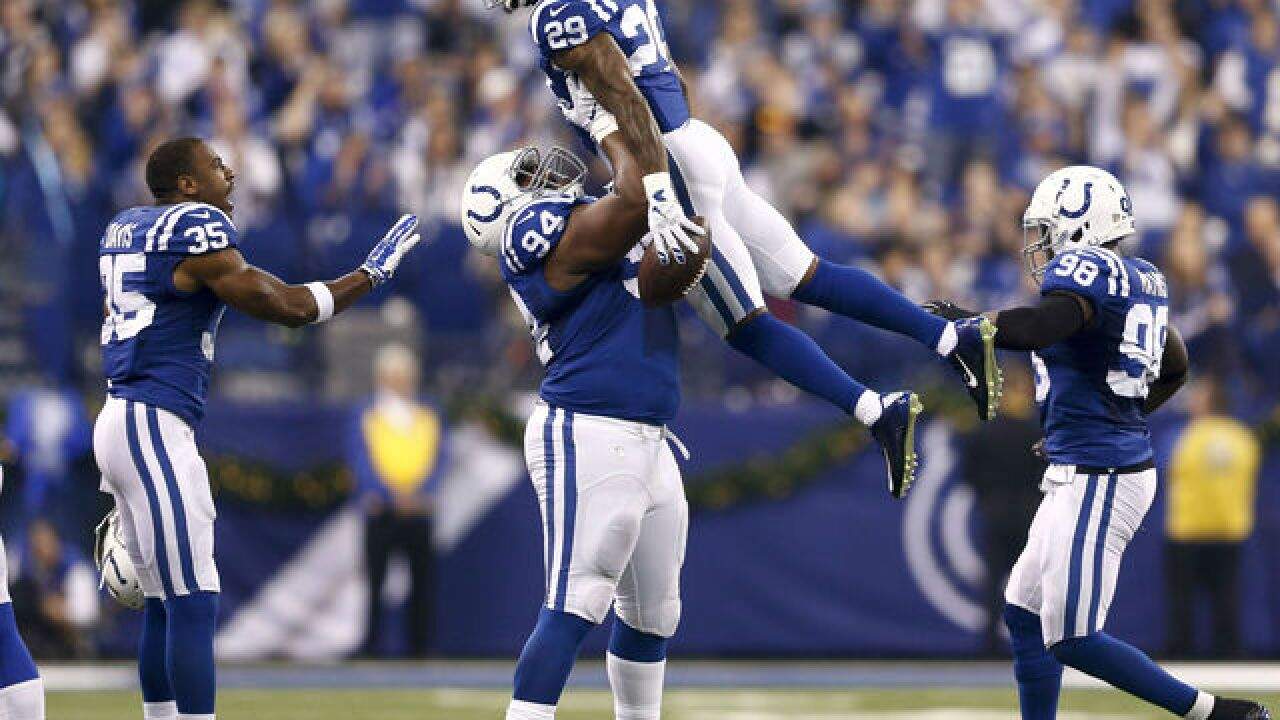 PHOTOS: Colts fall to Texans 16-10