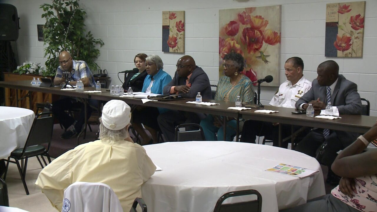 'This is the new norm' Community wants Portsmouth city leaders to take action against gunviolence