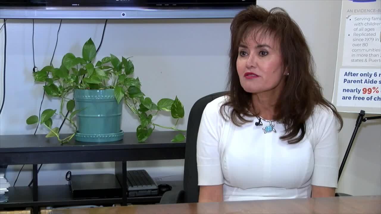 Sandy Munoz, Children's Healing Institute