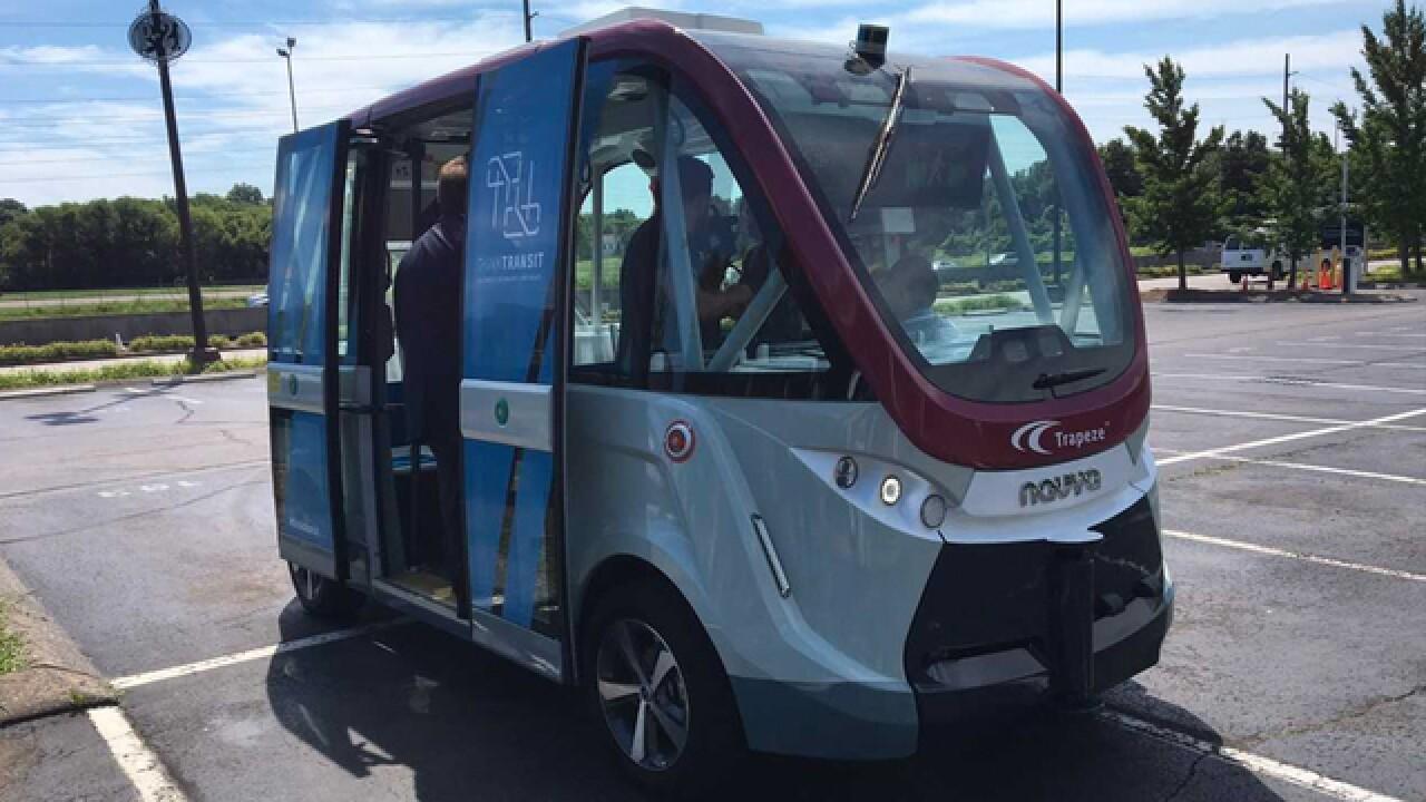 Metro Councilman Proposes Autonomous Shuttles
