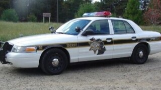 Ottawa County Sheriff Cruiser