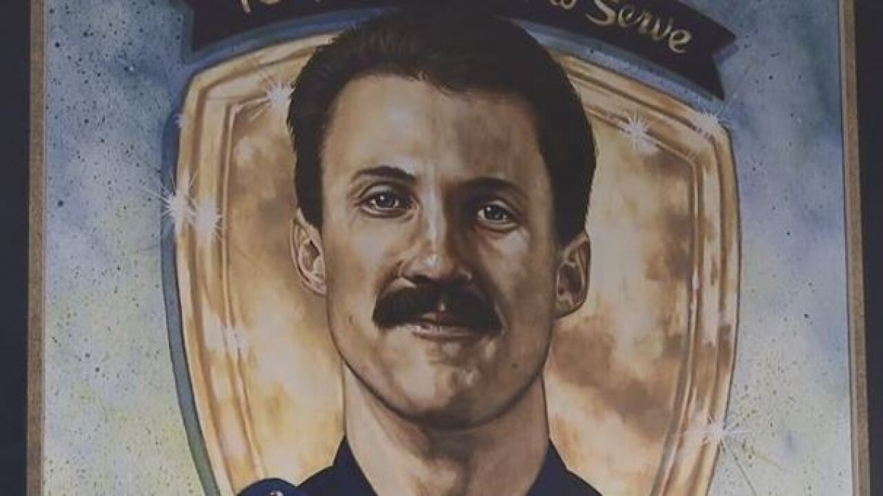Officer Stall's End of Watch: 21 years ago