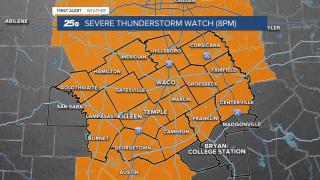 Severe Thunderstorm Watch 4-23