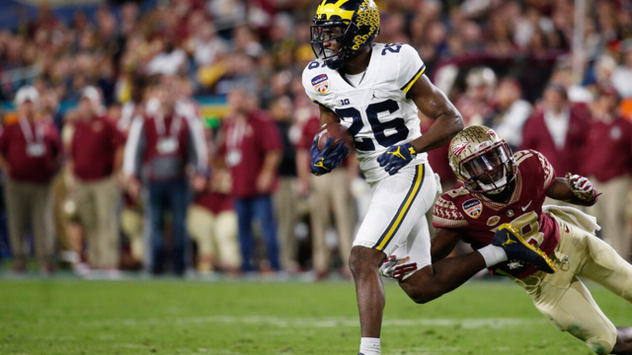 Sports Illustrated sends two defenders, running back to Packers in three-round mock draft
