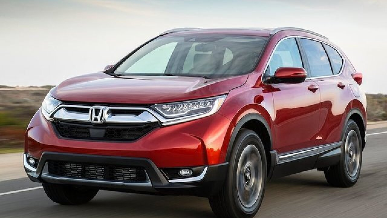 Honda CR-Vs plagued by potentially dangerous engine trouble, Consumer Reports magazine says