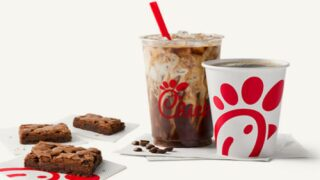 Chick-fil-A Is Adding A New Sweet Treat To Their Menu