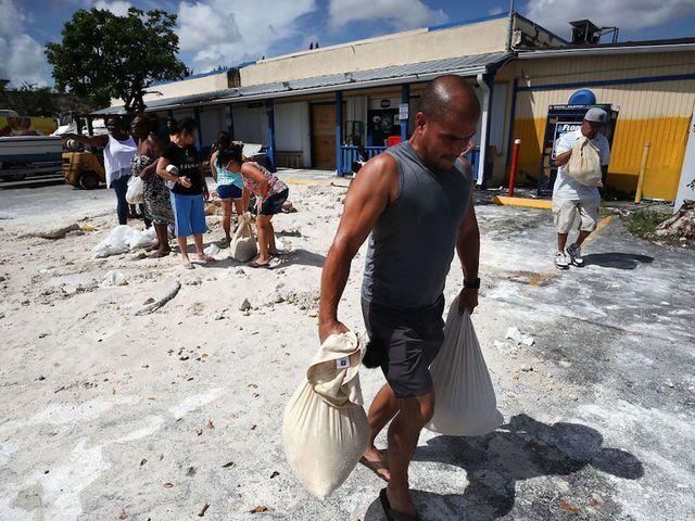 Florida preps for Hurricane Irma