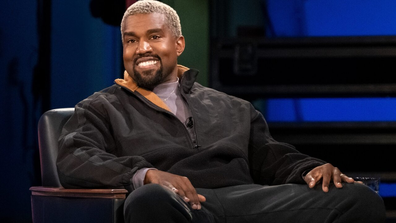 Kanye: 'I might legally change my name to Christian Genius Billionaire Kanye West'