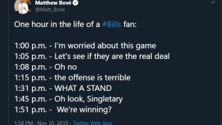 How social media reacted to the Bills heartbreaking loss to the Browns