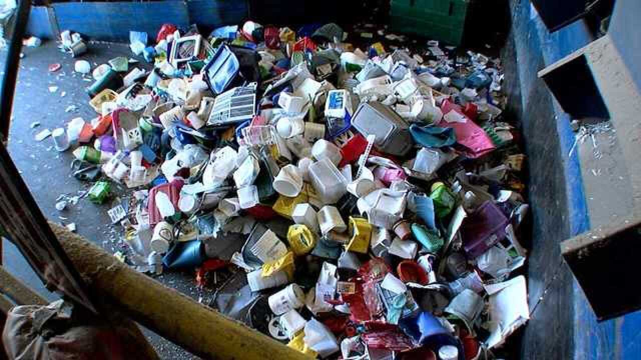 recycle recycling center