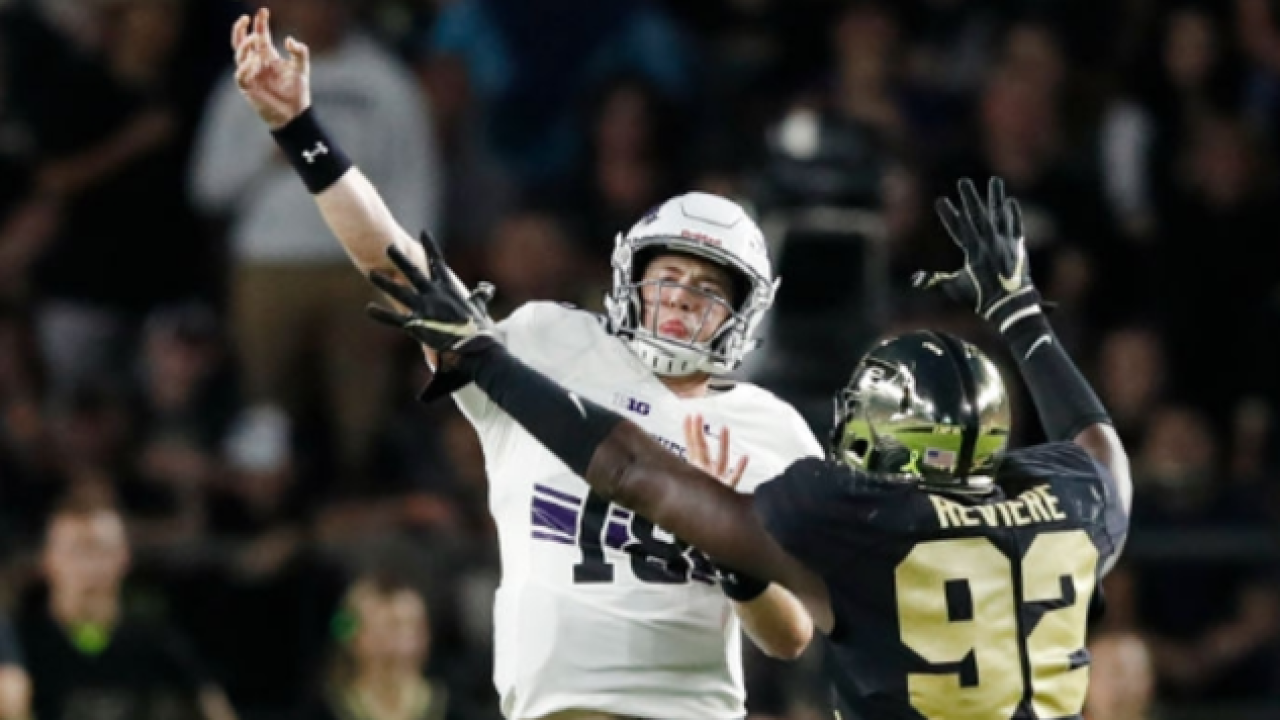 Purdue seeking stronger defensive effort against Eastern Michigan