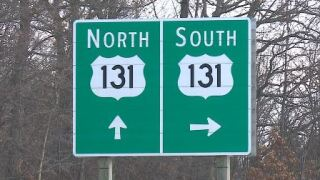 US131 NB/SB Sign