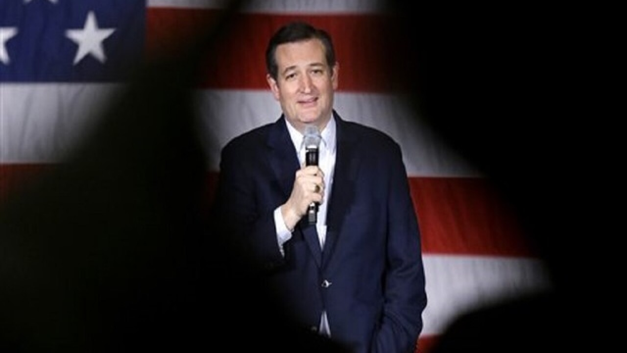 Trump seeks knockout of Cruz in Indiana
