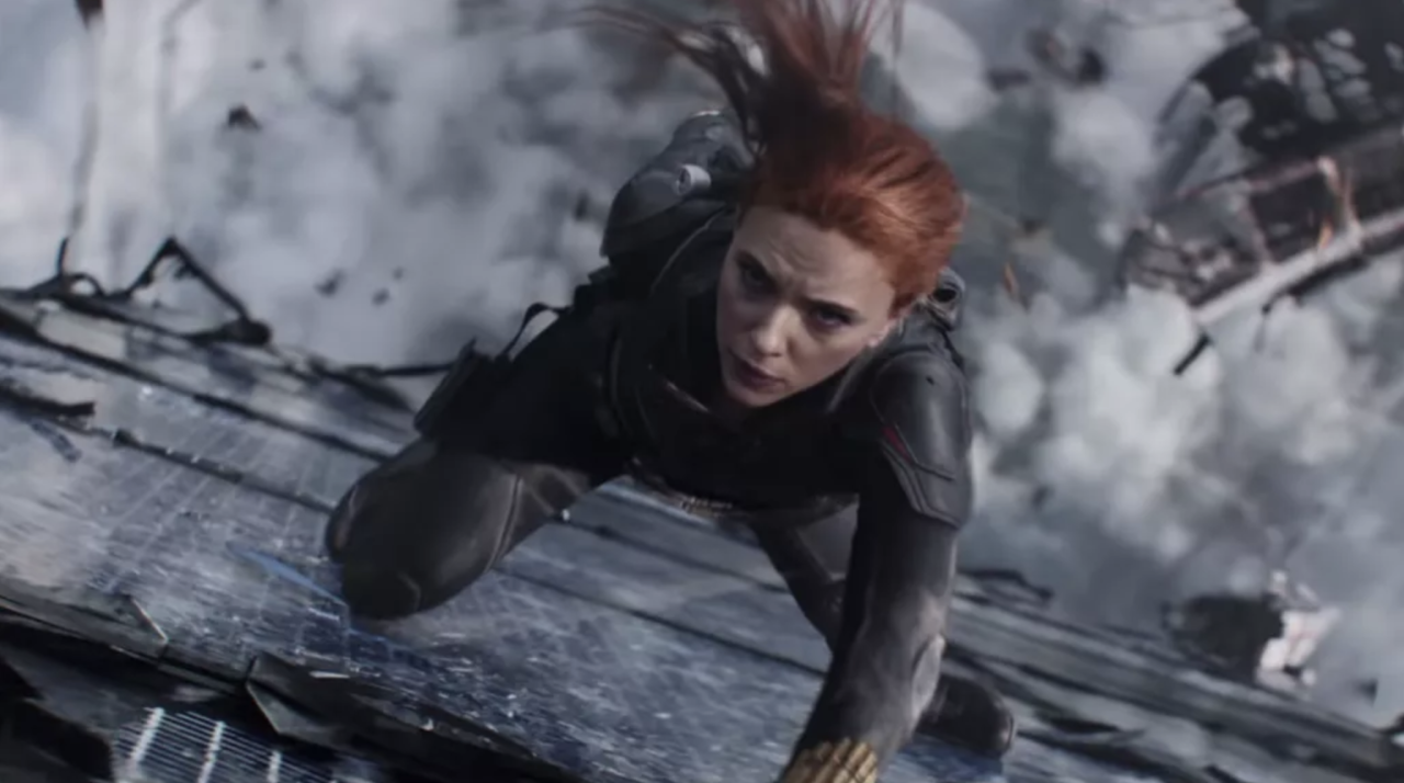 'Black Widow' promotional image