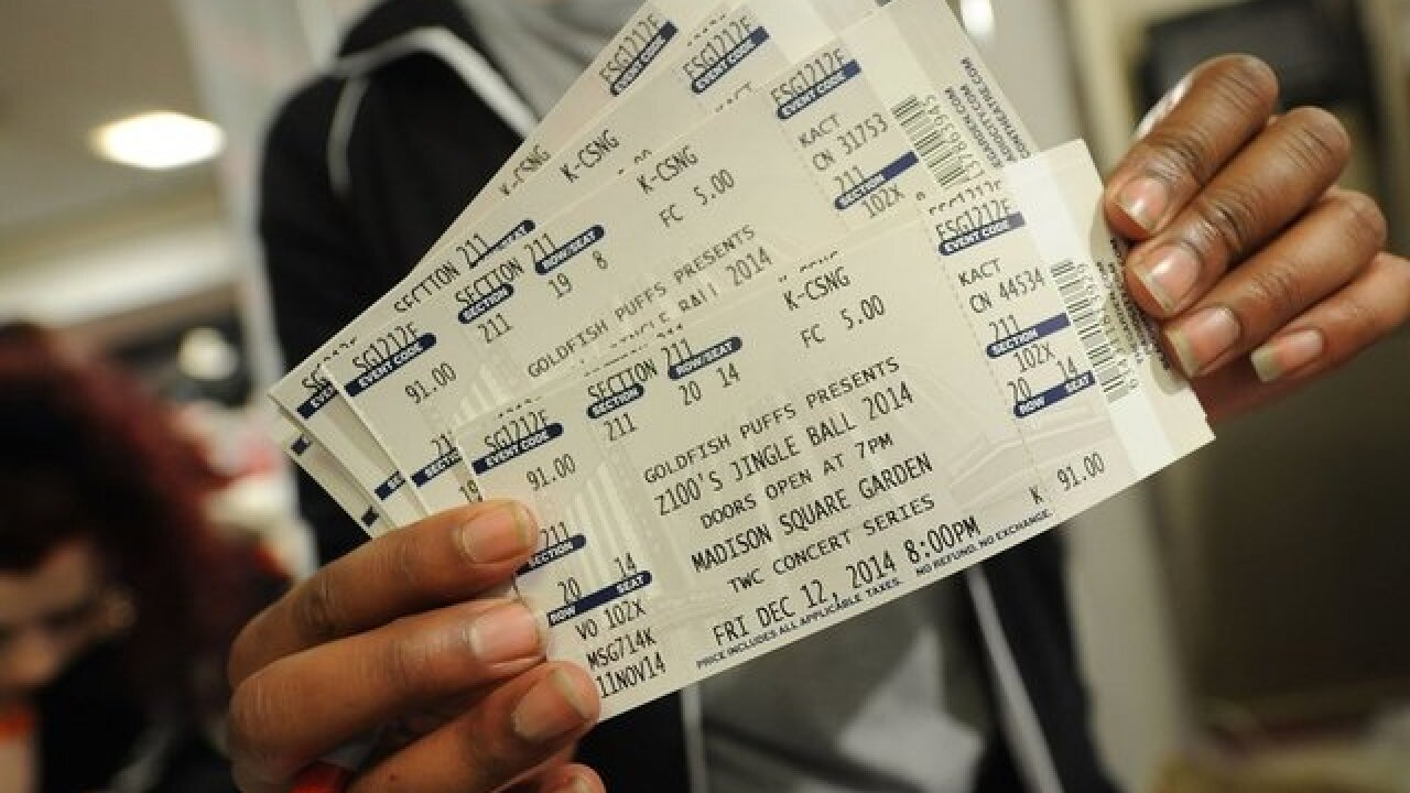 Report: Ticketmaster recruits scalpers to sell marked-up tickets