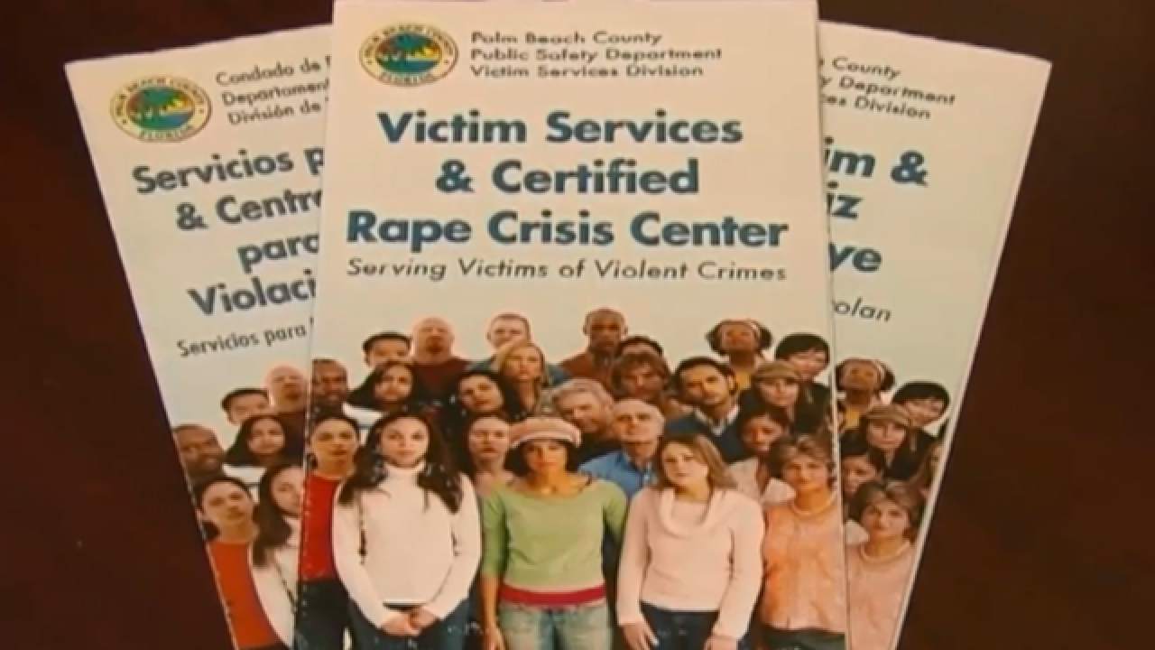Change in protocol for reporting sexual assaults
