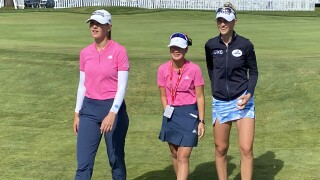 Sophia Howard LPGA