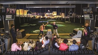 Topgolf hosting Vegas Golden Knights watch party, autograph signing
