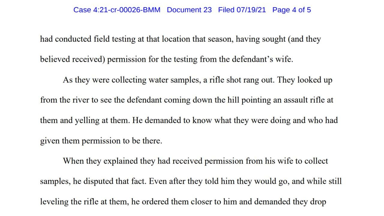 Harrison Alvarez court document