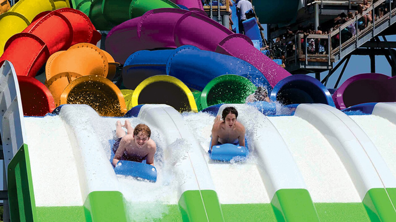 Darien Lake to open new water slide this weekend