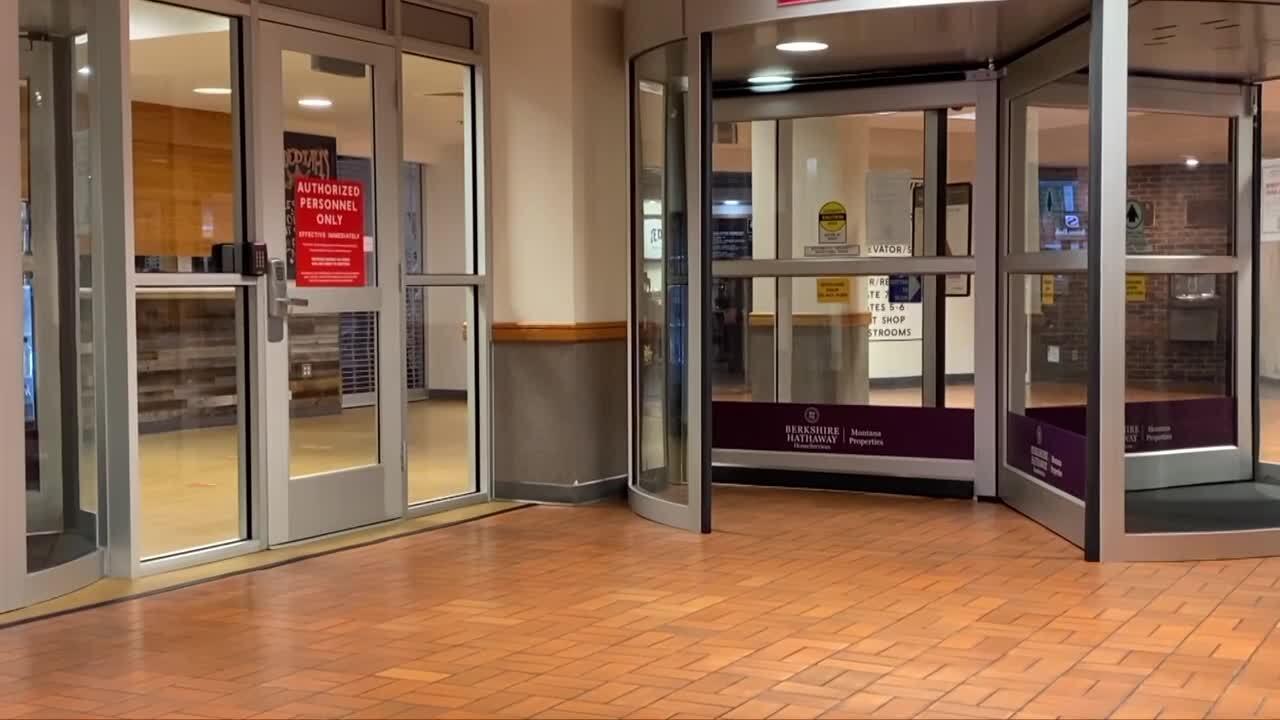 missoula airport inside