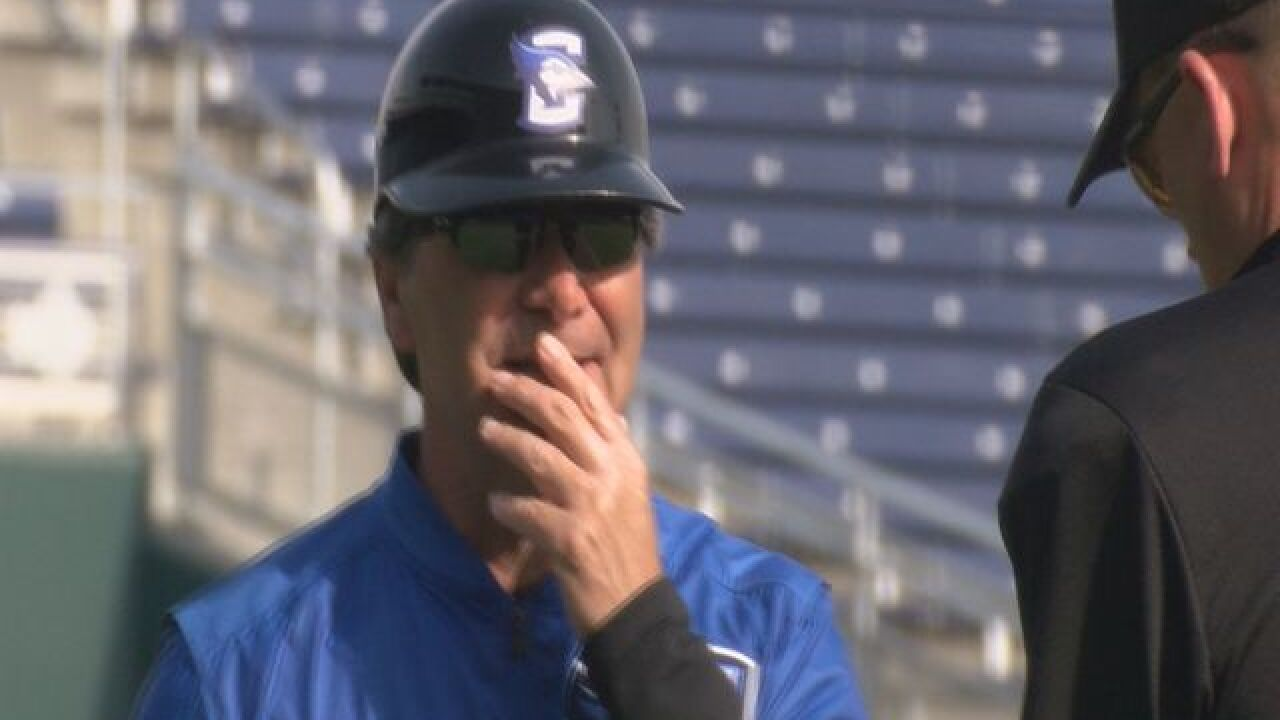 Ed Servais wins 500th game at Creighton as Jays beat Kansas State 8-3