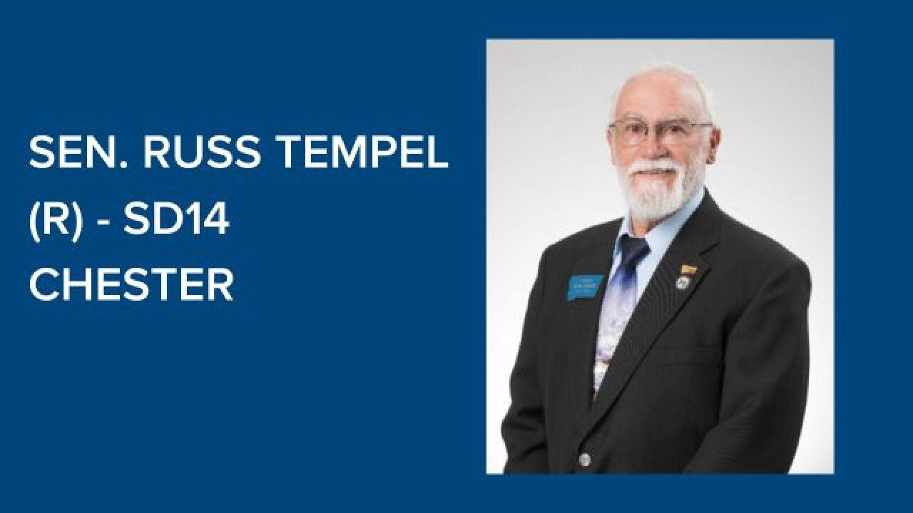 Montana State Senator Russ Tempel