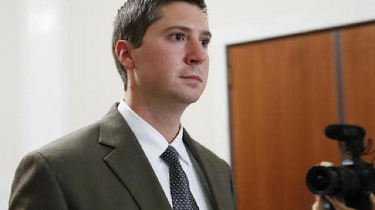 Second mistrial declared in police shooting of Cincinnati man